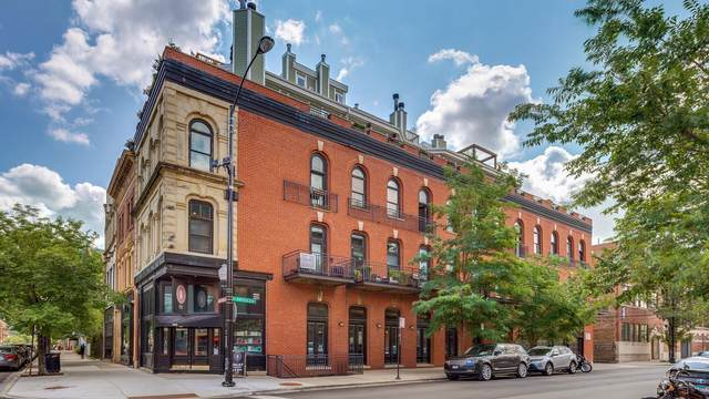 7 S Aberdeen Street Ph-3, Chicago, IL 60607 (MLS #10943540) :: Angela Walker Homes Real Estate Group