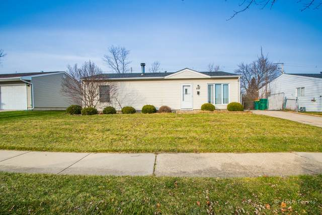 232 Healy Avenue, Romeoville, IL 60446 (MLS #10943579) :: BN Homes Group
