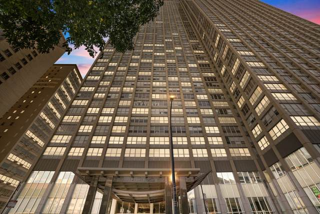 655 W Irving Park Road #3805, Chicago, IL 60613 (MLS #10943589) :: John Lyons Real Estate