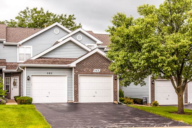 562 Woodcrest Drive, Mundelein, IL 60060 (MLS #10943620) :: John Lyons Real Estate