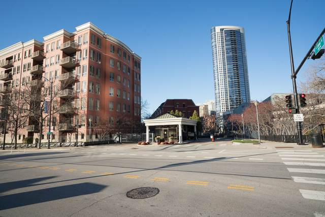 400 N Clinton Street #401, Chicago, IL 60654 (MLS #10943656) :: Angela Walker Homes Real Estate Group