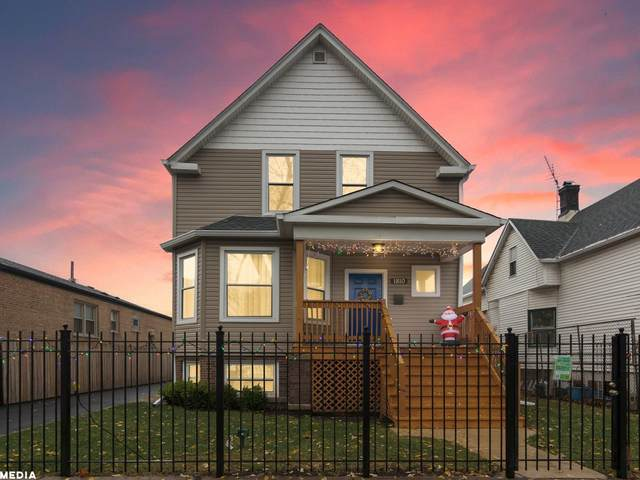1810 N Keeler Avenue, Chicago, IL 60639 (MLS #10943661) :: Littlefield Group