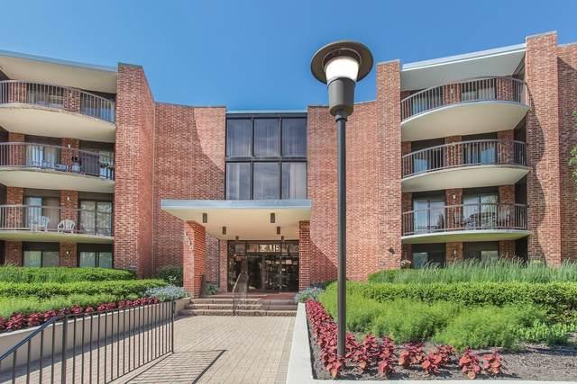 1515 E Central Road 422C, Arlington Heights, IL 60005 (MLS #10943679) :: Helen Oliveri Real Estate