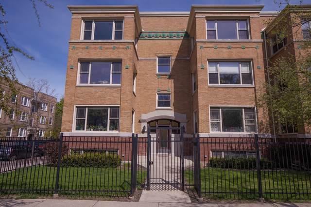 4455 N Magnolia Avenue #1, Chicago, IL 60640 (MLS #10943685) :: Schoon Family Group