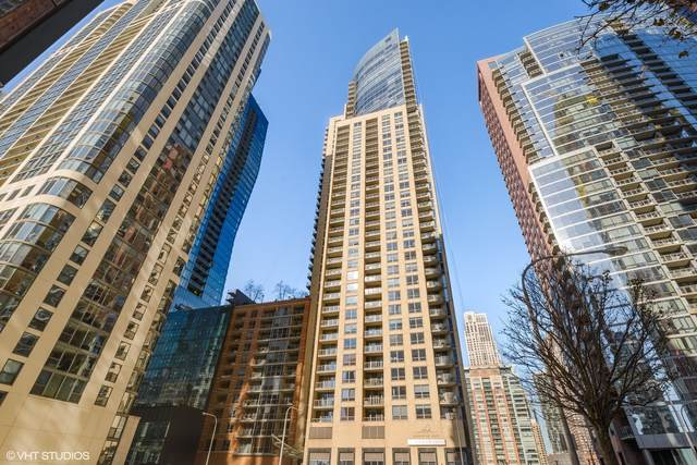 420 E Waterside Drive #2812, Chicago, IL 60601 (MLS #10943709) :: The Wexler Group at Keller Williams Preferred Realty