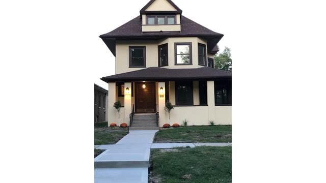 12809 Maple Avenue, Blue Island, IL 60406 (MLS #10943817) :: Lewke Partners