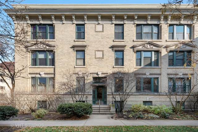 525 W Melrose Street 1B, Chicago, IL 60657 (MLS #10943828) :: Angela Walker Homes Real Estate Group