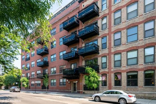 1735 W Diversey Parkway #118, Chicago, IL 60614 (MLS #10943840) :: Ani Real Estate