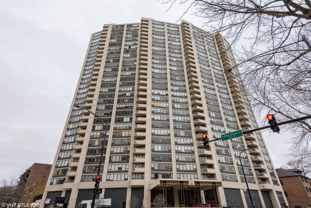 3930 N Pine Grove Avenue #702, Chicago, IL 60613 (MLS #10943844) :: Angela Walker Homes Real Estate Group