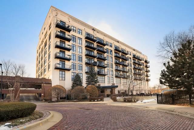 1524 S Sangamon Street 516S, Chicago, IL 60608 (MLS #10943859) :: Ani Real Estate