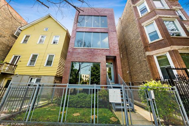 1457 W Erie Street #3, Chicago, IL 60642 (MLS #10943861) :: Angela Walker Homes Real Estate Group