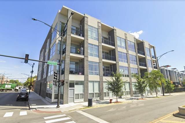 5 N Oakley Boulevard #301, Chicago, IL 60612 (MLS #10943879) :: Ani Real Estate