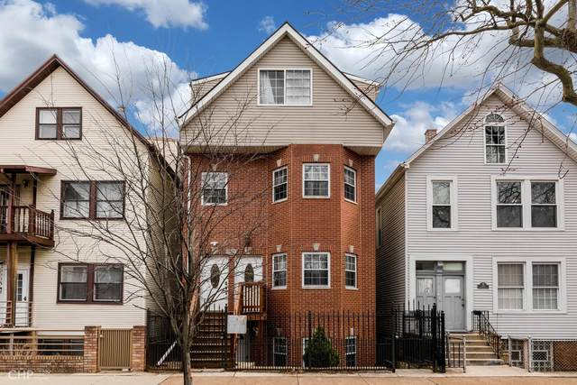 3115 N Oakley Avenue, Chicago, IL 60618 (MLS #10943884) :: Property Consultants Realty