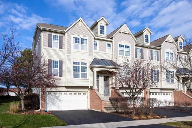3421 Bradbury Circle, Aurora, IL 60504 (MLS #10943912) :: Ani Real Estate
