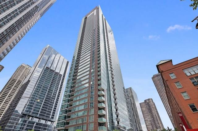 505 N Mcclurg Court #405, Chicago, IL 60611 (MLS #10943928) :: The Wexler Group at Keller Williams Preferred Realty