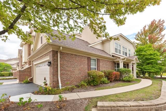 576 Harvey Lake Drive #576, Vernon Hills, IL 60061 (MLS #10943941) :: Suburban Life Realty