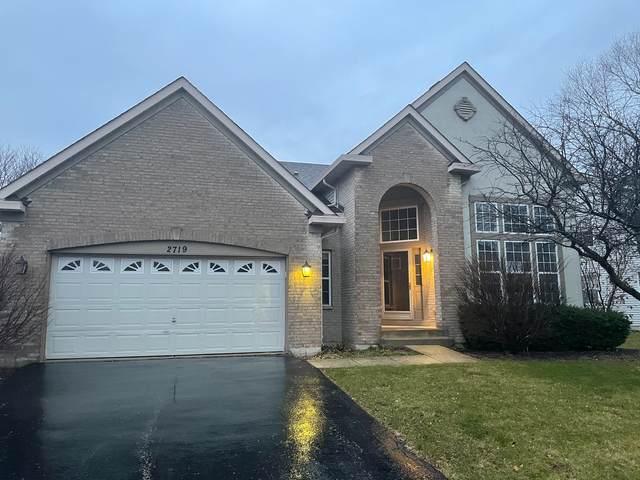 2719 Flagstone Circle, Naperville, IL 60564 (MLS #10943944) :: John Lyons Real Estate