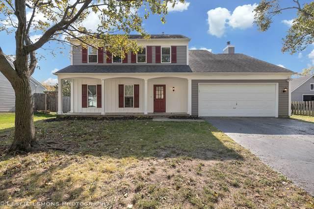 2635 Leyland Lane, Aurora, IL 60504 (MLS #10943960) :: Ani Real Estate