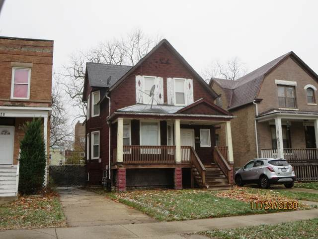 7724 S Saginaw Avenue, Chicago, IL 60649 (MLS #10943978) :: Property Consultants Realty