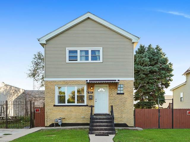 5213 W 25th Place, Cicero, IL 60804 (MLS #10943998) :: Property Consultants Realty