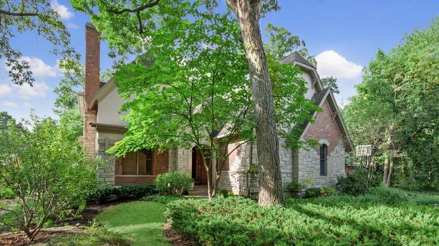 100 Glendale Avenue, Hinsdale, IL 60521 (MLS #10944003) :: Ryan Dallas Real Estate