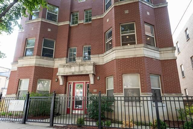 1038 S Racine Avenue #202, Chicago, IL 60607 (MLS #10944008) :: Ani Real Estate