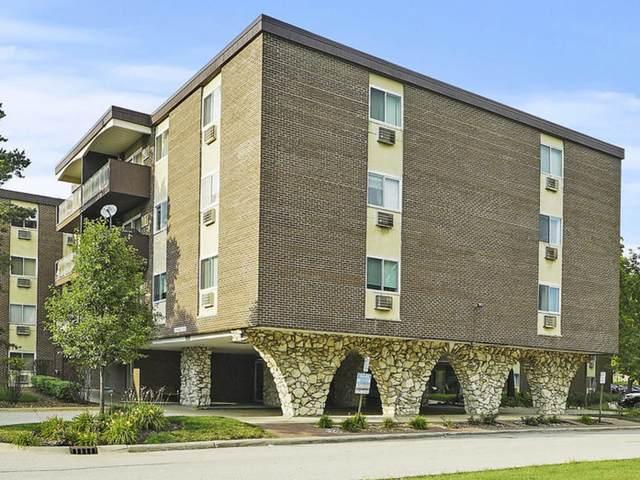1321 S Finley Road #210, Lombard, IL 60148 (MLS #10944025) :: Ani Real Estate