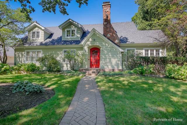 727 W 4th Street, Hinsdale, IL 60521 (MLS #10944066) :: Ryan Dallas Real Estate