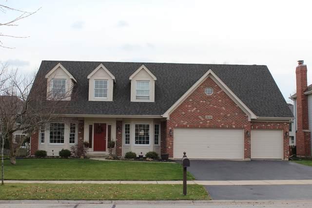 2636 Hoddam Road, Naperville, IL 60564 (MLS #10944070) :: John Lyons Real Estate