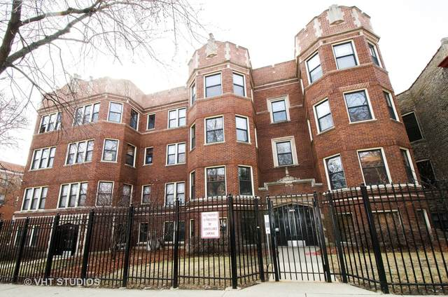 1707 W Greenleaf Avenue #2, Chicago, IL 60626 (MLS #10944079) :: Property Consultants Realty