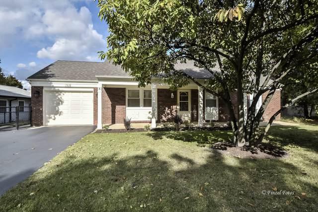 768 Saint Marys Parkway, Buffalo Grove, IL 60089 (MLS #10944087) :: Suburban Life Realty