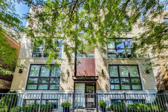 4038 N Western Avenue 2S, Chicago, IL 60618 (MLS #10944118) :: Property Consultants Realty