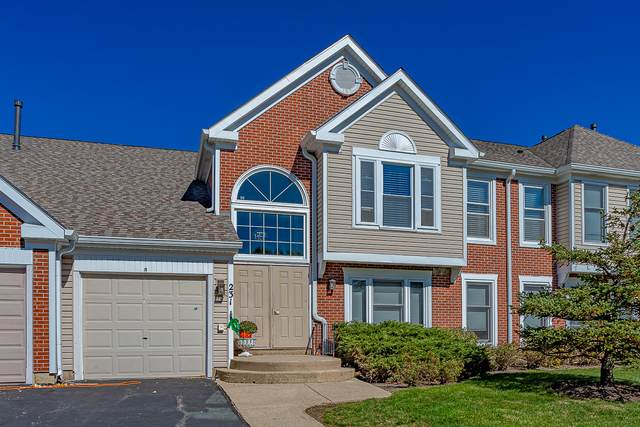 231 University Lane C2, Elk Grove Village, IL 60007 (MLS #10944266) :: The Wexler Group at Keller Williams Preferred Realty