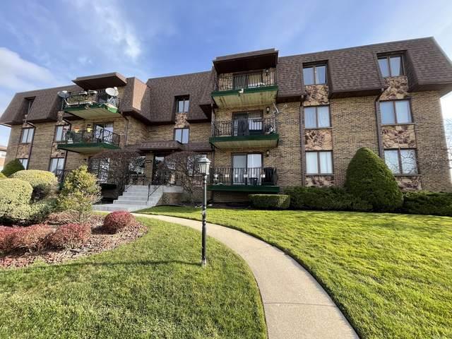 10445 Mansfield Avenue 1D, Oak Lawn, IL 60453 (MLS #10944307) :: The Wexler Group at Keller Williams Preferred Realty