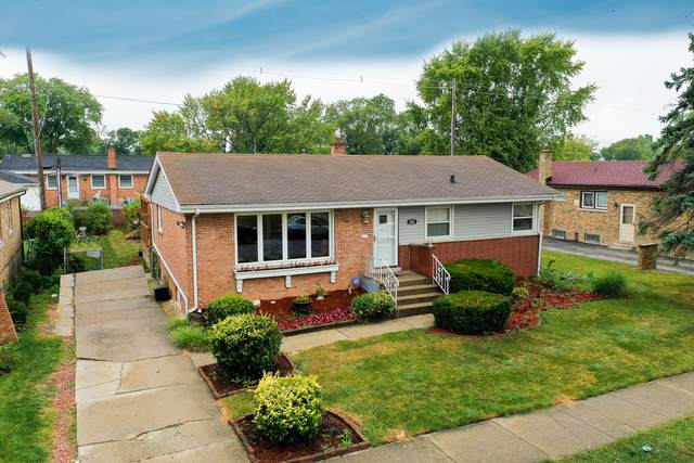422 N Manchester Drive, Chicago Heights, IL 60411 (MLS #10944315) :: Littlefield Group
