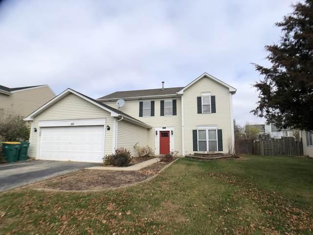 929 Ashford Lane, Westmont, IL 60559 (MLS #10944317) :: Ryan Dallas Real Estate