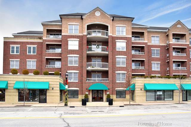 570 Crescent Boulevard #503, Glen Ellyn, IL 60137 (MLS #10944539) :: BN Homes Group