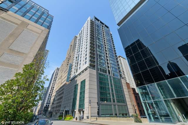 160 E Illinois Street #1204, Chicago, IL 60611 (MLS #10944552) :: The Wexler Group at Keller Williams Preferred Realty