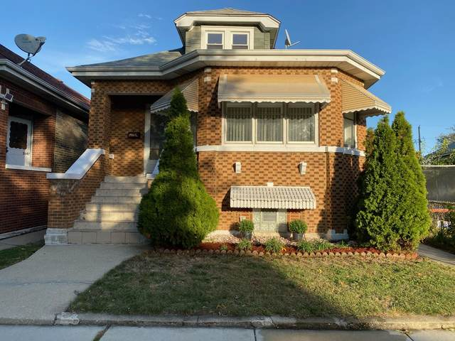 5349 S Spaulding Avenue, Chicago, IL 60632 (MLS #10944625) :: John Lyons Real Estate