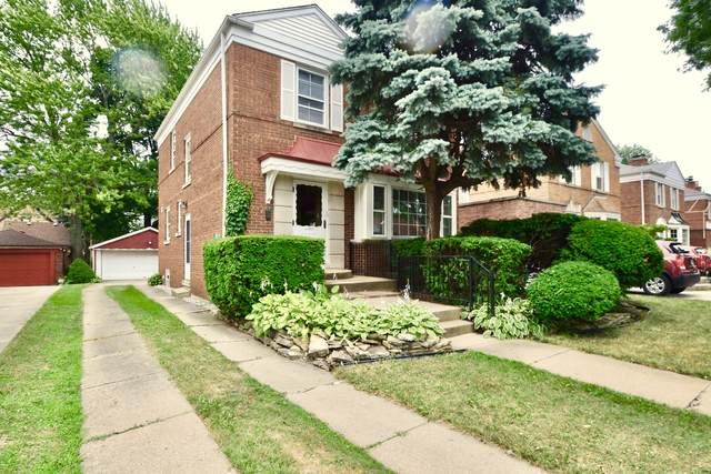 9611 S Oakley Avenue, Chicago, IL 60643 (MLS #10944704) :: BN Homes Group