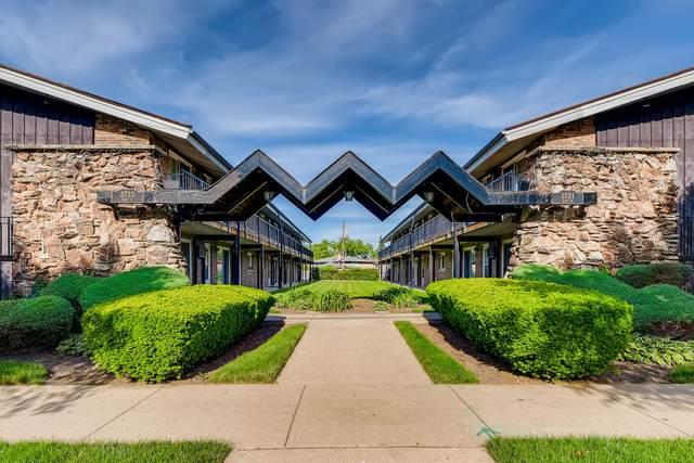 3721 Ruby Street 207S, Schiller Park, IL 60176 (MLS #10944722) :: BN Homes Group