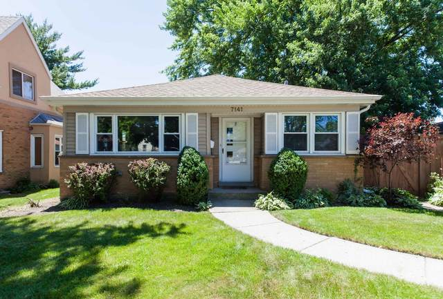 7141 Church Street, Morton Grove, IL 60053 (MLS #10944750) :: Property Consultants Realty