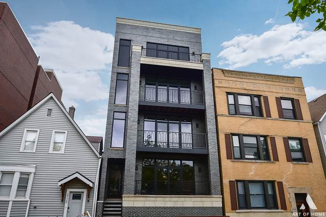 3728 N Ashland Avenue #4, Chicago, IL 60613 (MLS #10944804) :: Property Consultants Realty