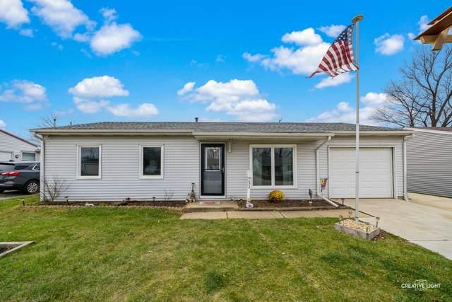 624 Belmont Drive, Romeoville, IL 60446 (MLS #10944809) :: John Lyons Real Estate