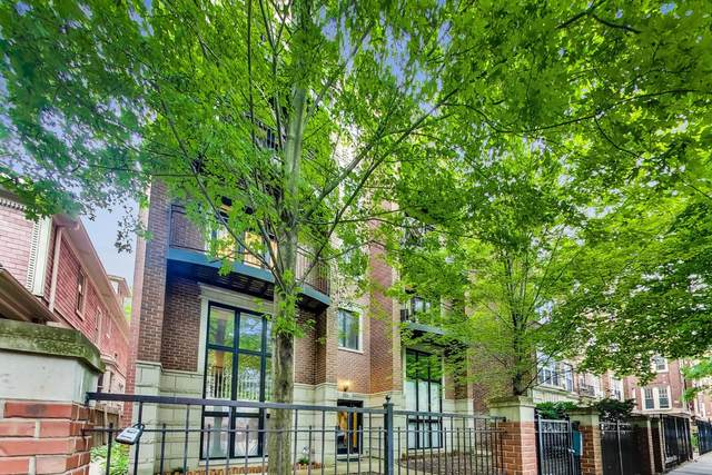 5526 N Winthrop Avenue 2S, Chicago, IL 60640 (MLS #10944843) :: Helen Oliveri Real Estate