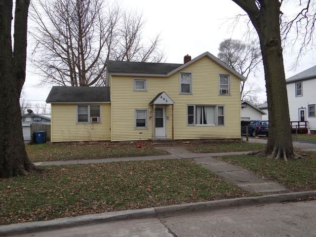 603/603 1/2 E Douglas Street, Morris, IL 60450 (MLS #10944872) :: The Spaniak Team