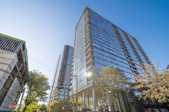 860 W Blackhawk Street #2505, Chicago, IL 60642 (MLS #10944948) :: Property Consultants Realty