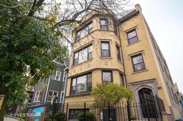 1616 W North Shore Avenue #1, Chicago, IL 60626 (MLS #10944963) :: Property Consultants Realty