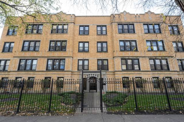 1849 W Lunt Avenue 3B, Chicago, IL 60626 (MLS #10944991) :: Property Consultants Realty