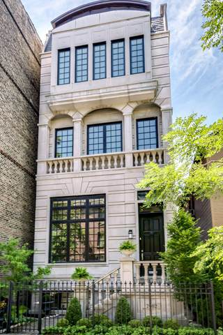 2002 N Mohawk Street, Chicago, IL 60614 (MLS #10945036) :: Angela Walker Homes Real Estate Group